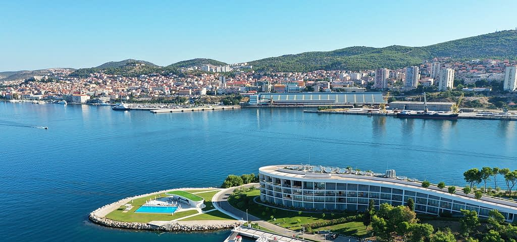 best hotels in sibenik