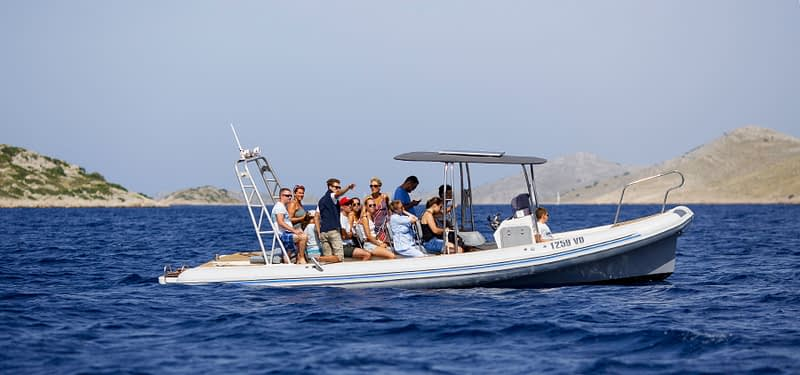 Archipelago Tours boat tour from Sibenik - Kornati Experience Small Group Boat Tour photo