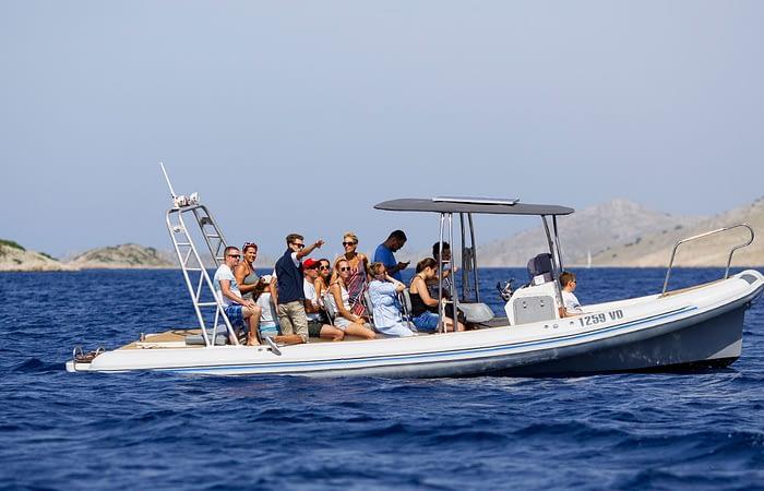 Archipelago Tours boat tour from Sibenik - Kornati Experience Small Group Boat Tour photo