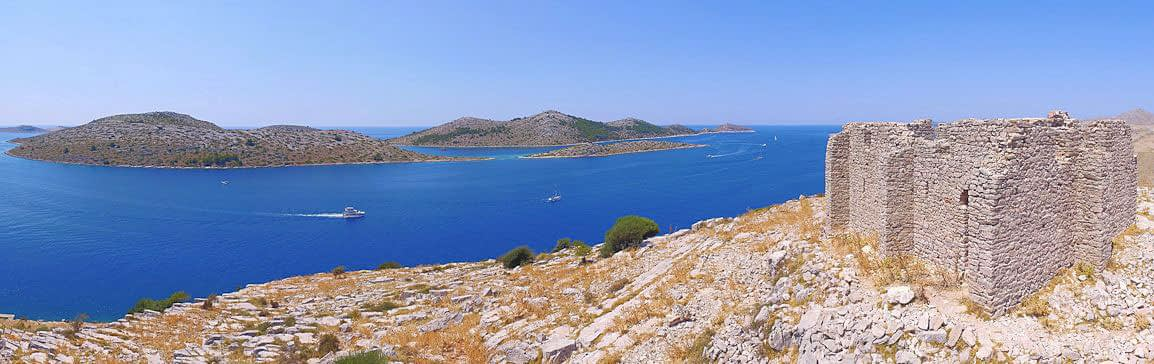 Archipelago Tours Blog and Tips: Kornati - Toreta & Tarac