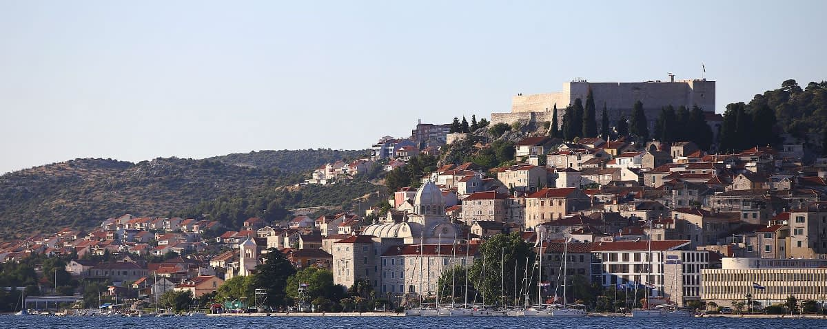 Archipelago Tours Blog and Tips: Where to park in Sibenik?